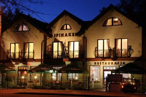 Hotel Spinaker 2